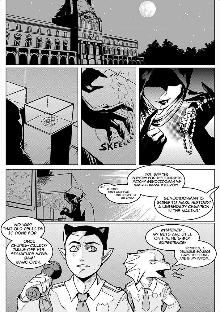 DZ -Page 01 by Kianite