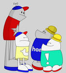 The Homestar Runner Meets Homsar