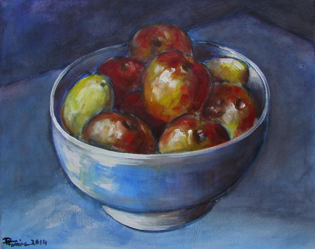 Fruit bowl by Boias