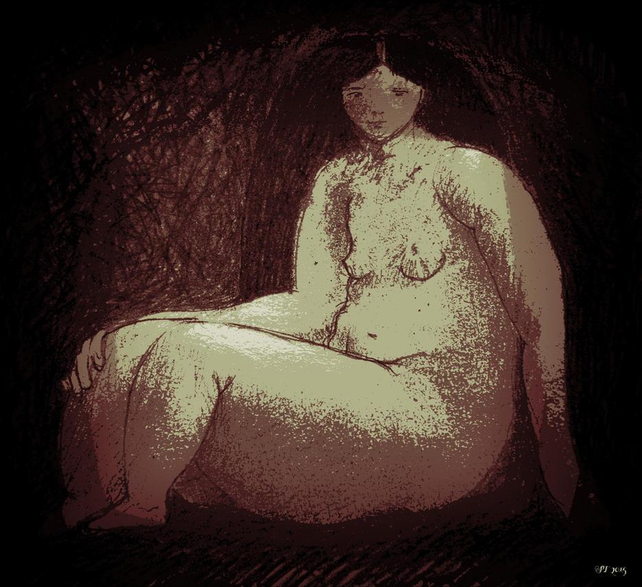 Big girl by Boias