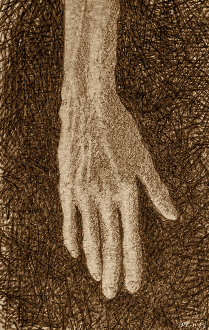 Hand by Boias