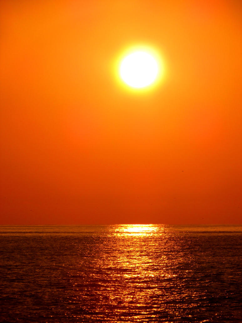 Sunset by Boias