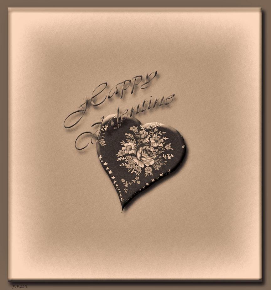 Happy Valentine 2016 by Boias