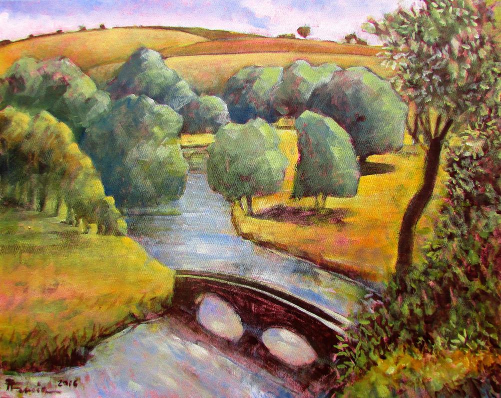 Rural Scenery by Boias