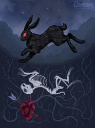 The Black Rabbit of Inle by suviridian