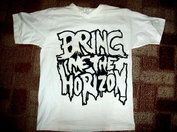 bmth t shirt design by departedpro on deviantart