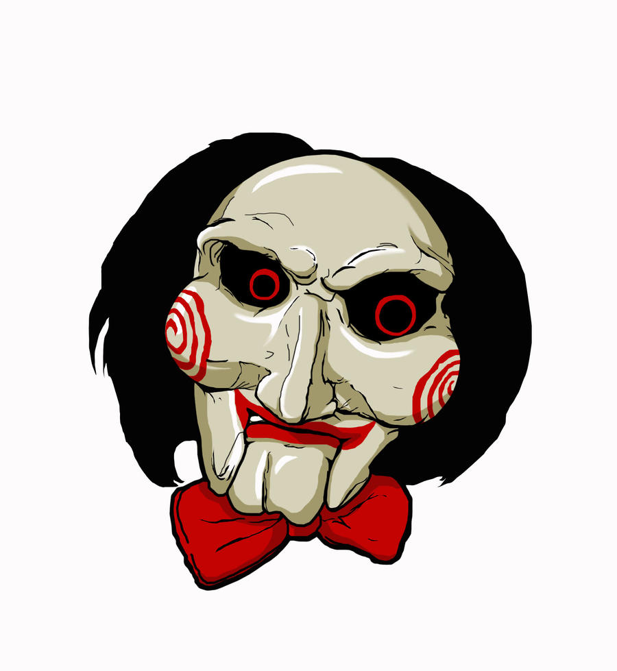 Jigsaw T-shirt Design by Departedpro on DeviantArt
