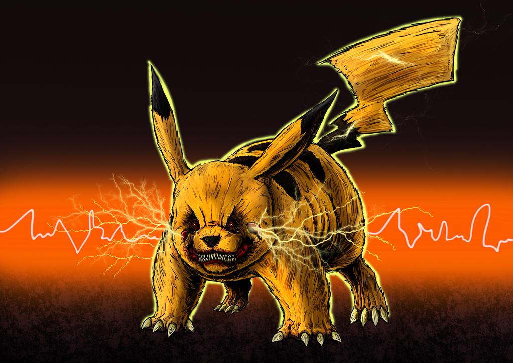 evil pikachu wallpaper - photo #24