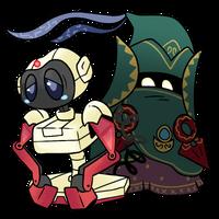 R.O.B. [Smash Ultimate Collab] by TerriblyJadedGamer