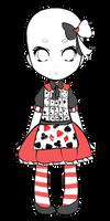 Custom Outfit for KagariKairin11