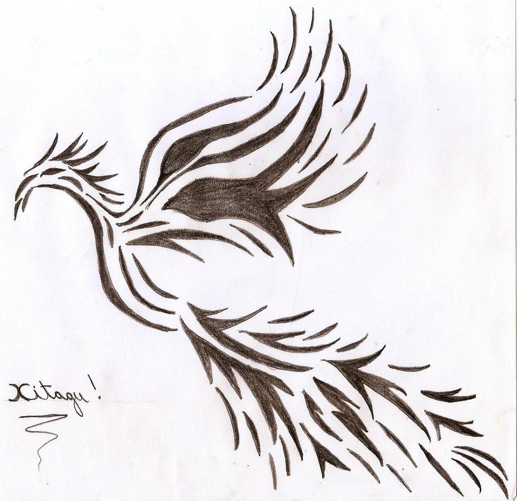 Pin fenix tribal on pinterest for Fenix tribal tattoo