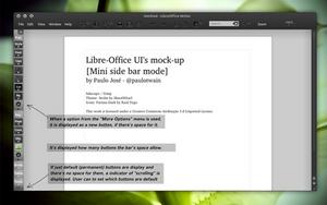LibreOffice UI Mock-up dark 2 by pauloup