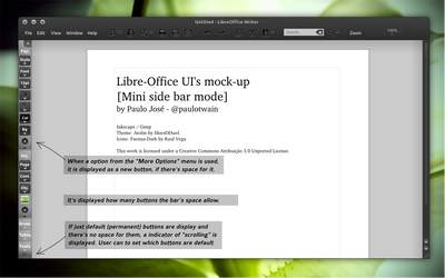 LibreOffice UI Mock-up dark 2