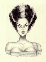 HALLOWOMEN Bride of Franken... by OriginalNick