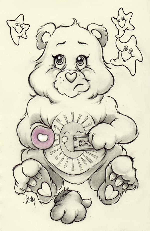Nobody cares, Bear... by OriginalNick