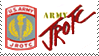 Army JROTC Stamp by Neikoish