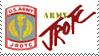 Army JROTC Stamp by Neikoish