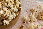 Caramel popcorn by KLutskaya