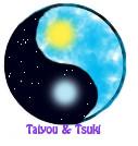 Taiyou and Tsuki by DEATHxWISH143