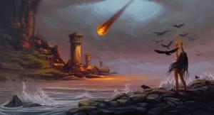 Hell Hath No Fury by irshadkarim