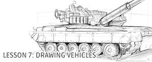 Lesson 7: Drawing Vehicles by irshadkarim