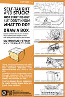 Drawabox: The Fundamentals of Drawing by irshadkarim