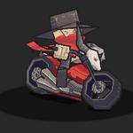 ESMC - 'Ride n Shoot' by 9Skulls
