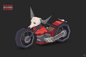 ESMC - 'Motorbike' by 9Skulls