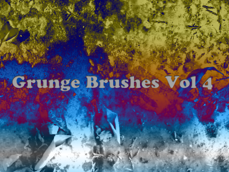 Grunge Brushes by xara24