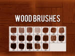 Wood Brushes