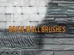 Brick Wall Brushes