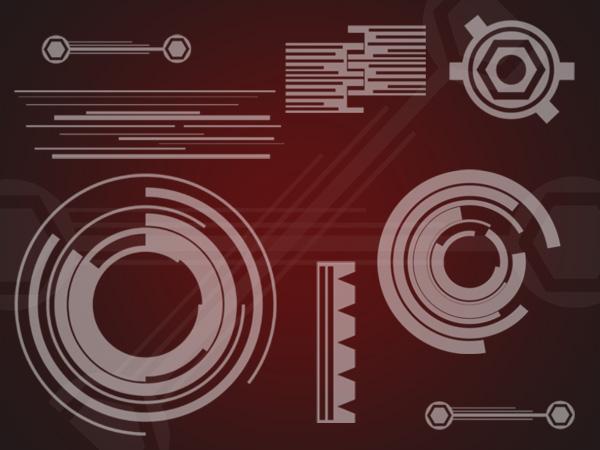 Tech Brushes by xara24 on DeviantArt