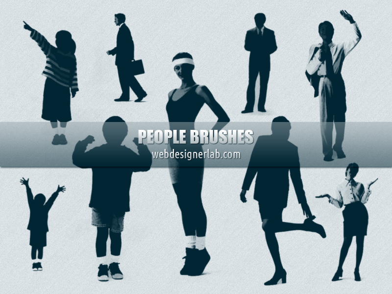 Free People Brushes by xara24