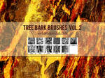 Tree Bark Brushes Vol. 2