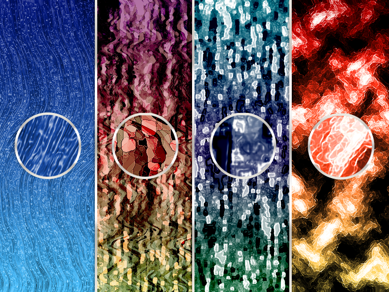 4 Abstract Backgrounds