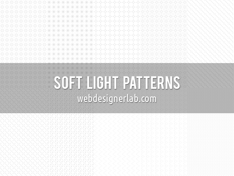 Soft Light Patterns by xara24