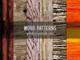 Wood Patterns by xara24