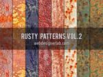 Rusty Patterns Vol. 2 by xara24