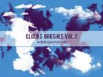 Clouds Brushes Vol. 2