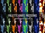 Palette Knife Patterns