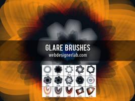 Glare Brushes by xara24