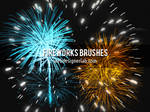 Fireworks Brushes