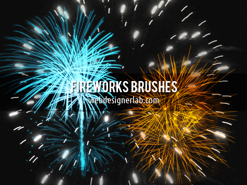 Fireworks Brushes by xara24