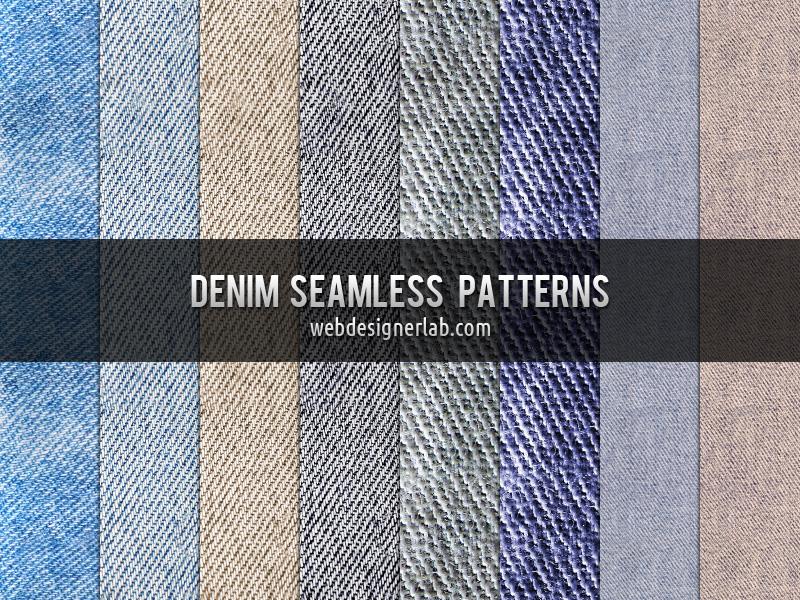 Free Denim Patterns by xara24