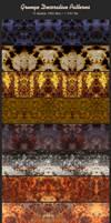 Grunge Decorative Patterns