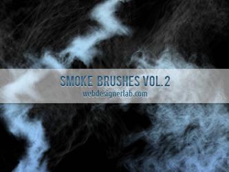 Smoke Brushes Vol. 2 by xara24