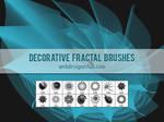 Decorative Fractal Brushes