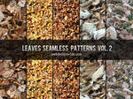 Leaves Seamless Patterns Vol. 2