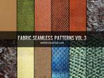 Fabric Seamless Patterns Vol. 3