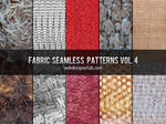 Fabric Seamless Patterns Vol. 4